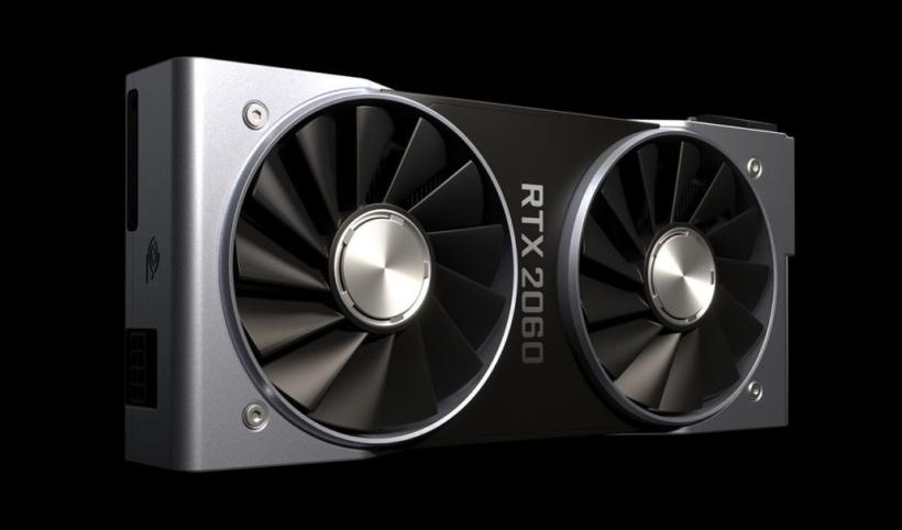 英伟达有望于 2022 年推出 RTX 2060 12GB 显卡,核心参数不变