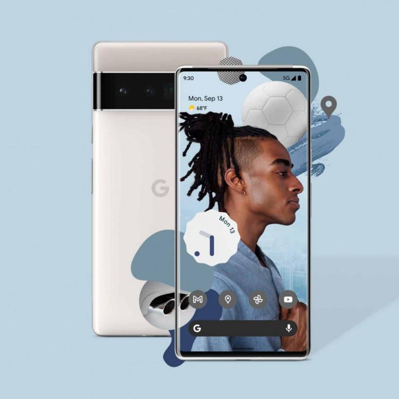 谷歌 Pixel 6 相机功能曝光:魔术橡皮擦、面部去模糊等