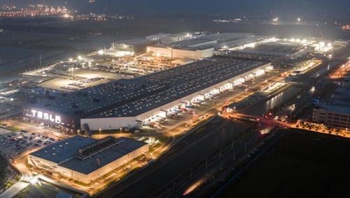 特斯拉上海工厂预计今年前九个月将生产 30 万辆汽车