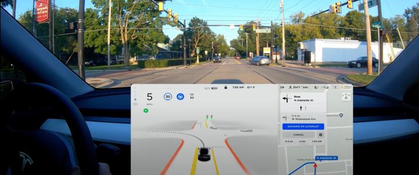 想用自动驾驶还要先考试:特斯拉安全评分系统详解