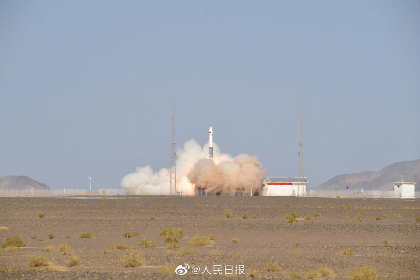 快舟归来:我国成功发射吉林一号高分 02D 卫星,之后还有一发